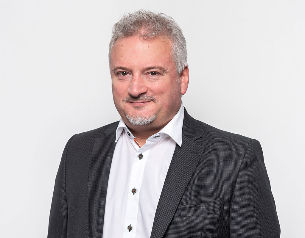 Didier ZOVI - Managing Director